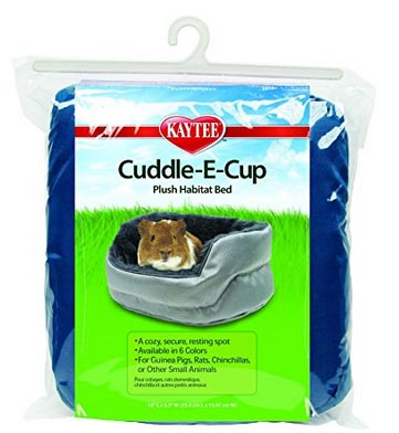 Guinea Pig Cuddle-E-Cup Bed