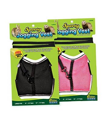 Guinea Pig Harness and Leash