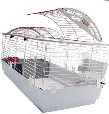 Essential guinea pig accessories that won 39 t break the bank for Plastic bin guinea pig cage