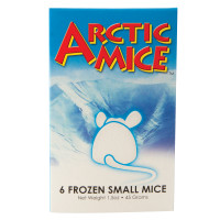 lizard food frozen mice