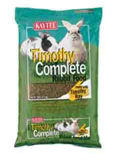 rabbit food pellets