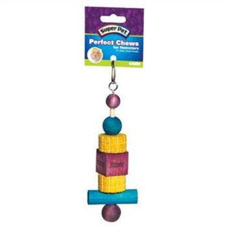 hamster accessories chew toy