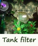turtle tank filter